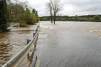 Povodně - září 2010: Horky nad Jizerou