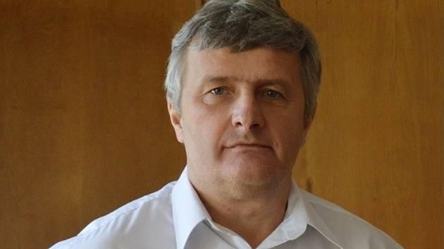 Tomáš Ježek, předseda OFS Mladá Boleslav.