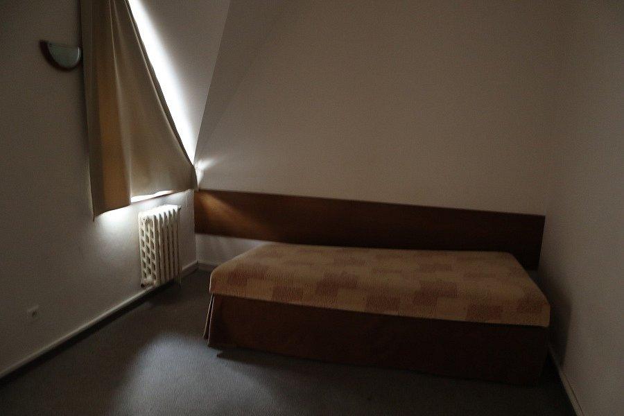 V části hotelu Stefanie budou bydlet matky z dětmi z azylového domu.