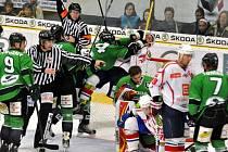 I. hokejová liga: BK Mladá Boleslav - SK Horácká Slavia Třebíč
