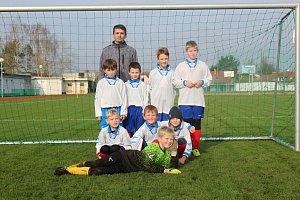 Výsledkový servis fotbalové mládeže