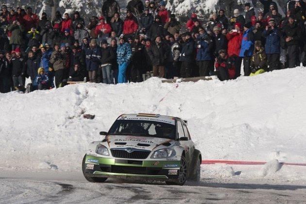 Vítězství na rally Monte Carlo