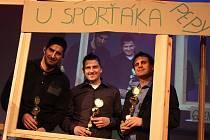 Galavečer Sportovec roku 2008.