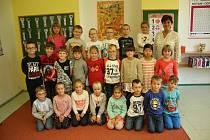 Základní škola Benátky nad Jizerou, Pražská 135. Třída 1.C - Paní učitelka Ilona Hanušová