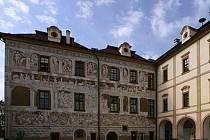 Benátky nad Jizerou zámek