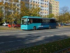 Autobus společnosti Arriva.
