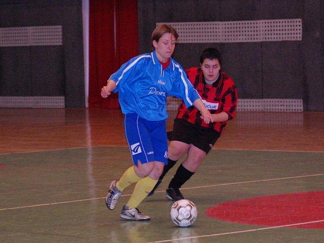 Fotbalový turnaj žen DFK Mnichovo Hradiště