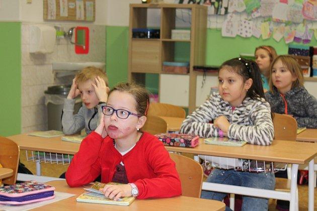 1. a 2.třída ZŠ Chotětov