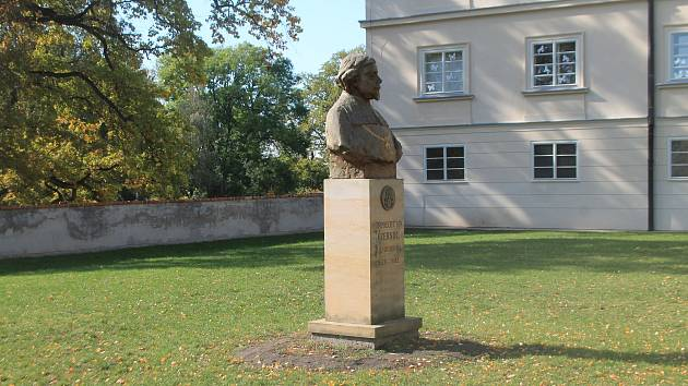 Socha Humprechta Jana Černína