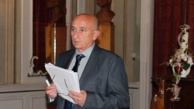 Jiří Müller, nový starosta Kosmonos.
