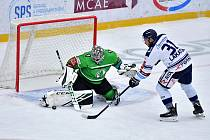 V dohrávce 7. kola hokejové extraligy zavítají Bruslaři v úterý do Vítkovic.