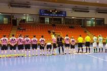 II. liga: Gardenline Litoměřice - Malibu Mladá Boleslav