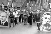 Jak jsme žili - Mladoboleslavsko - 1.máj 1982