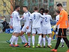 Juniorská liga: FK Mladá Boleslav U21 - FK Teplice U21.