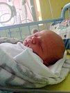 Adámek Pechanec se narodil 2. března v 15.44 hod. Vážil 3,98 kg a měřil 52 cm. S maminkou Anetou a tatínkem Ondřejem bude bydlet v Mladé Boleslavi.