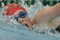 Kristýna Pažoutová byla nejúspěšnější plavkyní Auto Škody na dorosteneckém šampionátu.