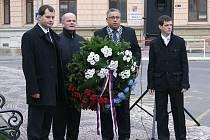 Mladá Boleslav si připomněla vznik samostatného Československého státu.