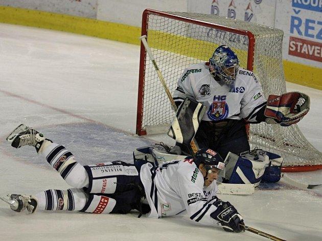 I. hokejová liga: HC Benátky nad Jizerou - HC Dukla Jihlava