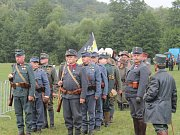 Střelba a výbuchy zněly v sobotu odpoledne 23. června z Krásné louky v Mladé Boleslavi.
