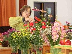 Podzimní výstava v Březovicích přilákala spousty návštěvníků. Bylo se na co koukat i o co soutěžit