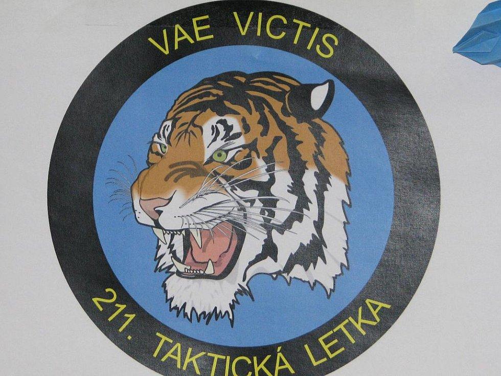 Tygří letku přijal primátor města Mladá Boleslav Raduan Nwelati.