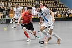 Jan Natov během turnaje ve Švédsku
