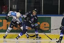 Hokejisté Benátek v dalším přípravném zápase porazili Kolín 6:2.