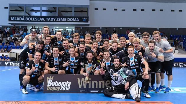 Vítěz Bohemia Trophy 2019 - Technology Florbal Mladá Boleslav