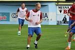 David Jarolím v Bosně trénoval s týmem