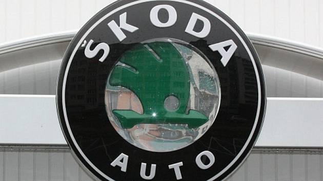 Škoda Auto - logo.