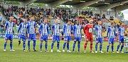 FK Mladá Boleslav před zápasem v Irsku.