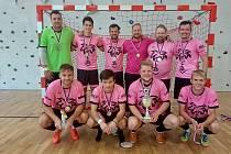 Futsalisté Malibu brali na středočeském finále českého poháru druhé místo
