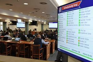 Jednání zastupitelstva Středočeského kraje 25. ledna 2021.