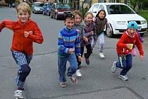 Druhého ročníku Čachovického běhu se zúčastnili žáci základní školy i veřejnost. Letos se běželo pro nemocného Lukáše.