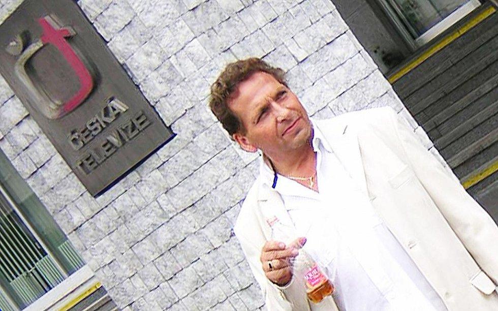Herec Václav Homolka