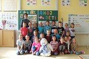 Základní škola Pastelka Mladá Boleslav, 1.A, třídní učitelka Ivana Kozubová