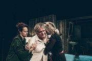 Od pátku 21. února má Městské divadlo Mladá Boleslav ve svém repertoáru novinku – hru kanadského autora Roberta Frasera Teď mě zabij.