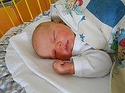 Mia Anabel Václavíková se narodila 17. července, vážila 3,85 kg a měřila 50 cm. S maminkou Zuzanou a tatínkem Lukášem bude bydlet v Mladé Boleslavi.