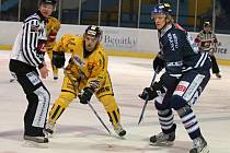 I. hokejová liga: HC Benátky nad Jizerou - Salith Šumperk