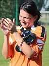 III. fotbalová liga žen: DFK Mnichovo Hradiště - Dubice
