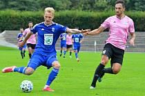 ČFL: FK Mladá Boleslav B - Slovan Velvary