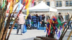 Jarní trhy v Mladé Boleslavi