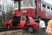 Tragická dopravní nehoda v Bakově nad Jizerou