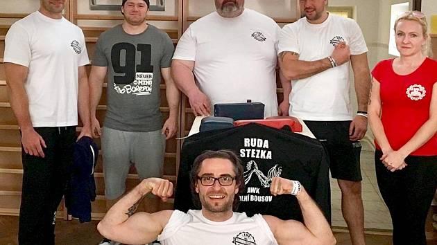 Zástupci AWK Dolní Bousov na víkendovém šampionátu v Kosticích.