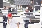 Mistrovství ČR v parkurovém skákání Ptýrov 2013