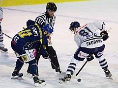 I. liga: HC Benátky nad Jizerou - Slovan Ústečtí Lvi