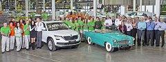 V Kvasinách vyrobili dva miliony aut