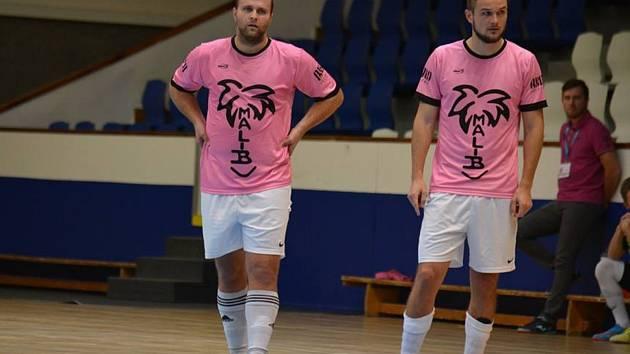 II. liga západ: Malibu Mladá Boleslav - FTZS Liberec.