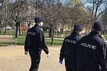 MP i PČR posílila hlídky v ulicích