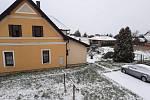 Zasněžené Boleslavsko.